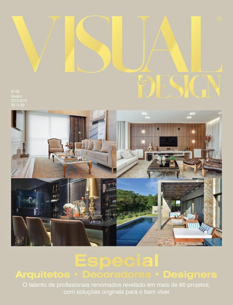 Anuário Visual Design 2015 - 2016 - Capa